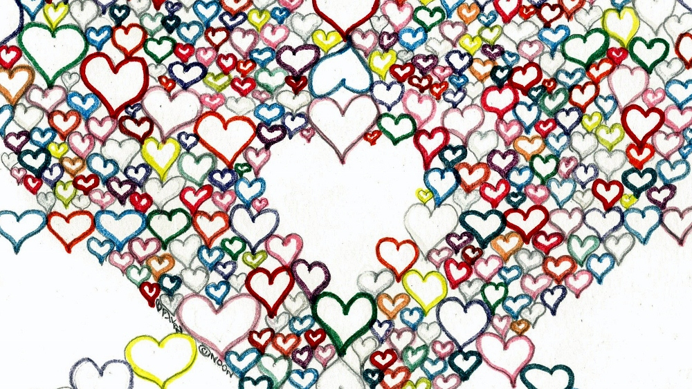 Heart of Hearts (Partial) copyright by Baylan Megino